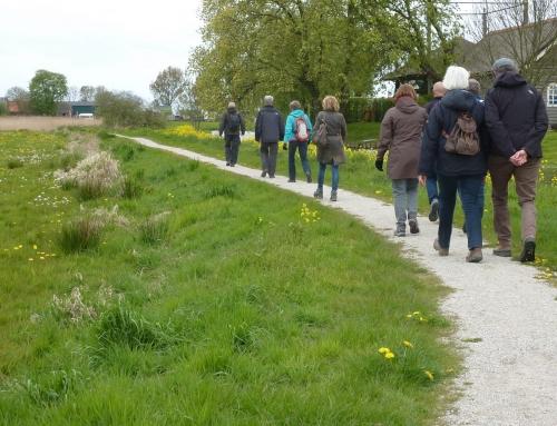 Werkgroep Paden checkt wandelnetwerk