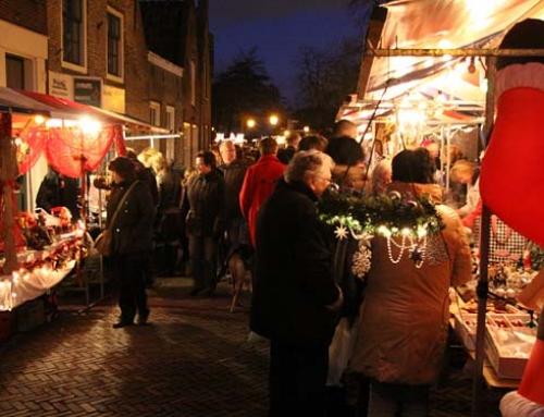 Kerstmarkten zijn niet voor koukleumen