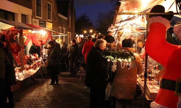 Kerstmarkten Zijn Niet Voor Koukleumen Midden Delfland Vereniging