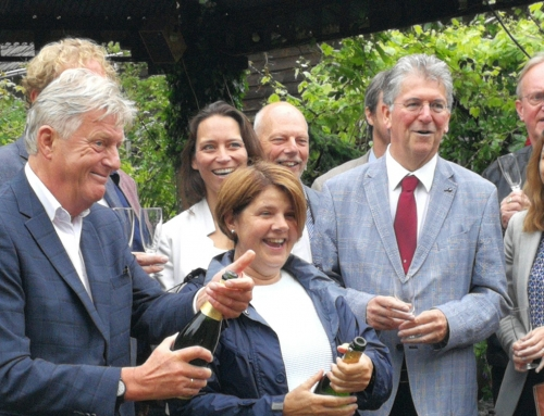 Zuidbuurt en Schipluiden vierden Midden-Delfland Dag